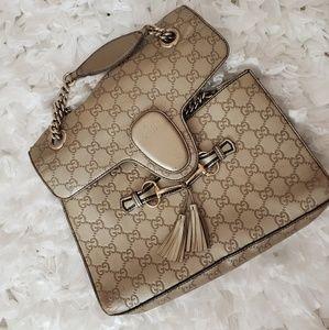 Damaged Gucci Emily Bag